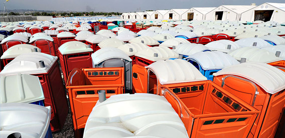 Champion Portable Toilets in Hopkins,  MN